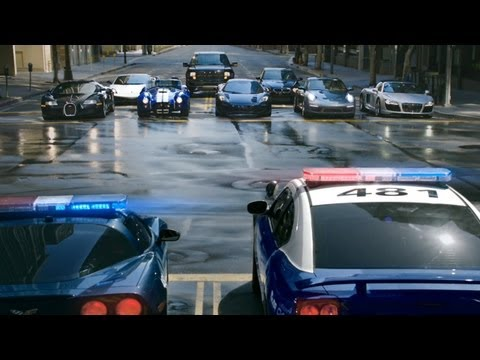 Need For Speed Most Wanted - Pub TV en Live Action