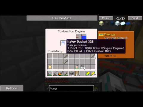 FTB Tech World Lets Fail EP11 Refineries and submarine glitches