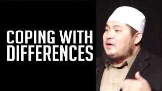 Coping With Differences – Abdulbary Yahya