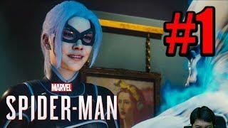 KOQ KUCINGNYA LUCUQ?? (1) Spider-Man PS4 DLC Heist