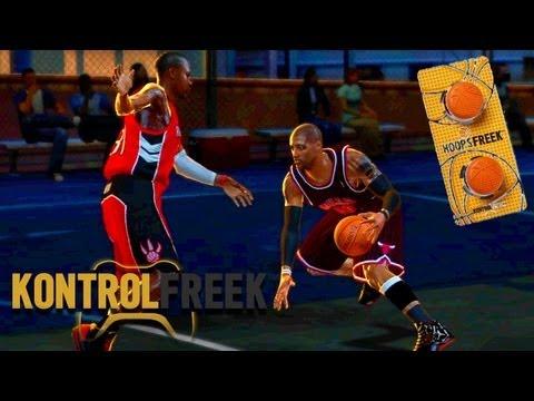 NBA 2K13 Blacktop   My Honest Opinion of Hoop Freeks (Review #2)