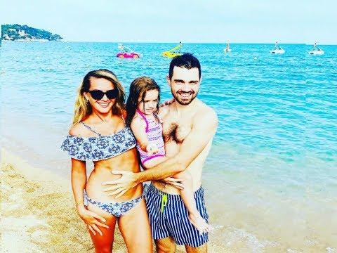 Испания Жара+52.ЛЕСБИЯНКИ и НОЧНЫЕ ДРАКИ.Семейный отдых на море