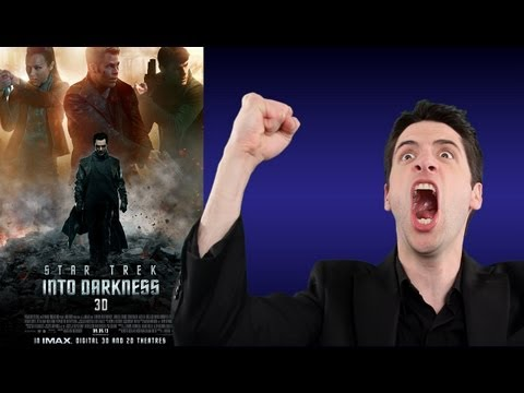 Star Trek Into Darkness SPOILER talk