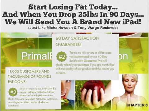 Paleo Burn System Review | How to Gain Motivation for Weight Loss