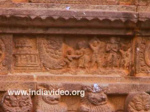 Airavateswara Temple Sculptures