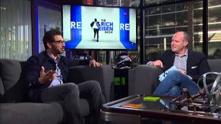 Al Madrigal in Studio on The Rich Eisen Show (Full Interview) 10/21/14