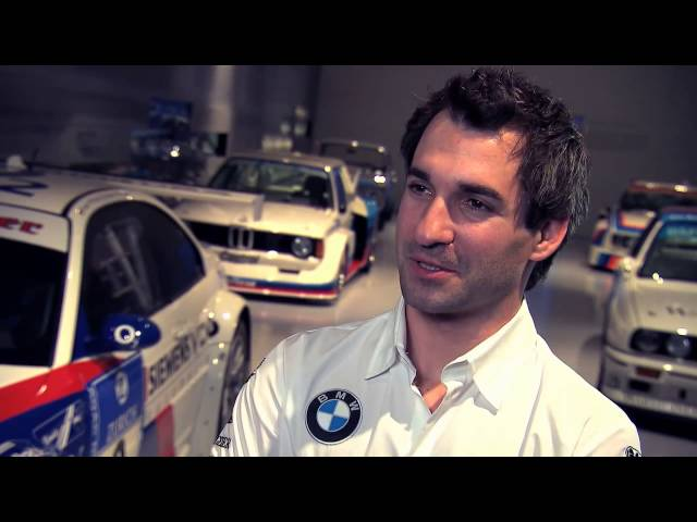 New BMW DTM Driver Timo Glock at the BMW Headquarter   BMW Group