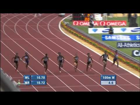 Blessing OKAGBARE 10.96 - 100m Diamond League 2012 Monaco - MIR-La.com