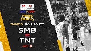 Highlights: G6: San Miguel vs TNT | PBA Commissioner's Cup 2019 Finals