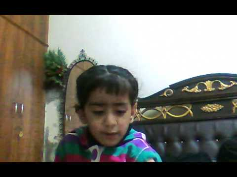 Nani Teri Morni Ko Mor Le Gaye By Kashvi Bhatia Class: Nursery Of Hillwood Academy video