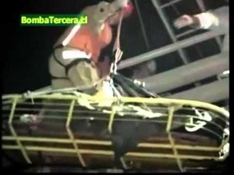 Video Sexagésimo Aniversario Tercera Compañía Bomba Manuel Rodriguez Erdoiza