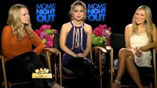 Mom's Night Out - 1 on 1 - Abbie Cobb, Sammi Hanratty & Logan White