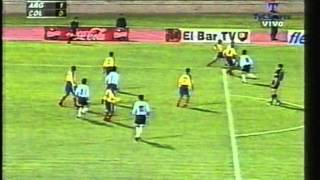 2001 (March 28) Argentina 1-Colombia 0 (Under-20 Friendly)