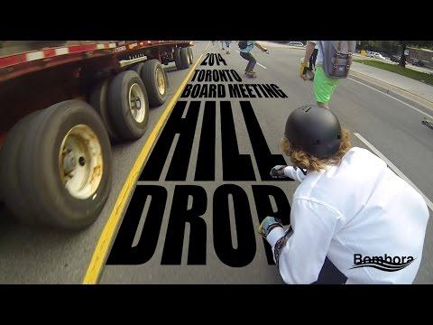Toronto Board Meeting 2014 Hill Drop
