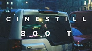 Shooting 35mm Film - Cinestill 800t