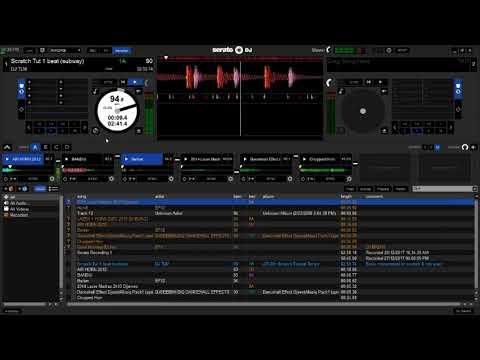 Send 100 dancehall dj sound effects
