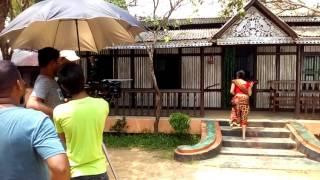 bangla movie shooting time bandhob