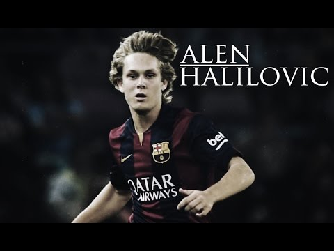 Alen Halilović - Welcome To Barcelona - Young Talent - 2014 | ᴴᴰ