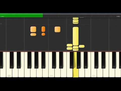 Humko Humise Churalo - Mohabbatein Piano
