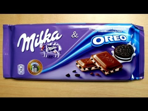 Oreo Milka Chocolate Mix