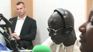 Doudou Ndiaye Rose sur radio galère - Marseille