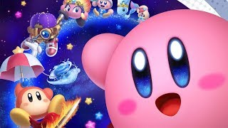 KIRBY STAR ALLIES - The Supercut
