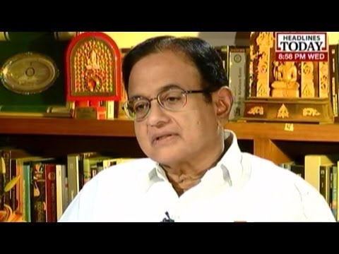 To The Point - Karan Thapar - To The Point: Chidambaram talks GDP growth, fiscal deficit & more