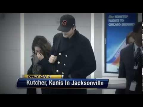 Ashton Kutcher & Mila Kunis:
