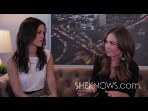 Rachel Bilson Talks Hart of Dixie, Fashion & Being a Celebrity- Girl Crush