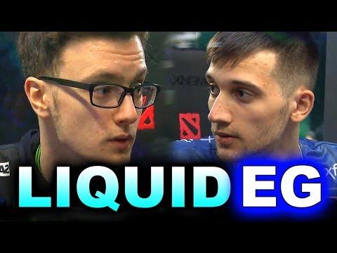 LIQUID vs EG - AMAZING #TI8 ELIMINATION! - THE INTERNATIONAL 2018 DOTA 2