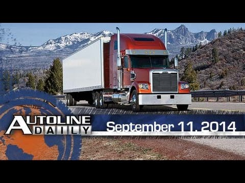 Visteon Undergoing Major Surgery, Heavy Trucks Soar - Autoline Daily 1