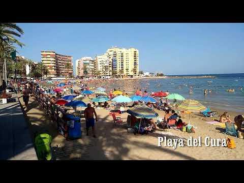 Torrevieja Alicante, Costa Blanca, España Ciudad turistica y cosmopolita
