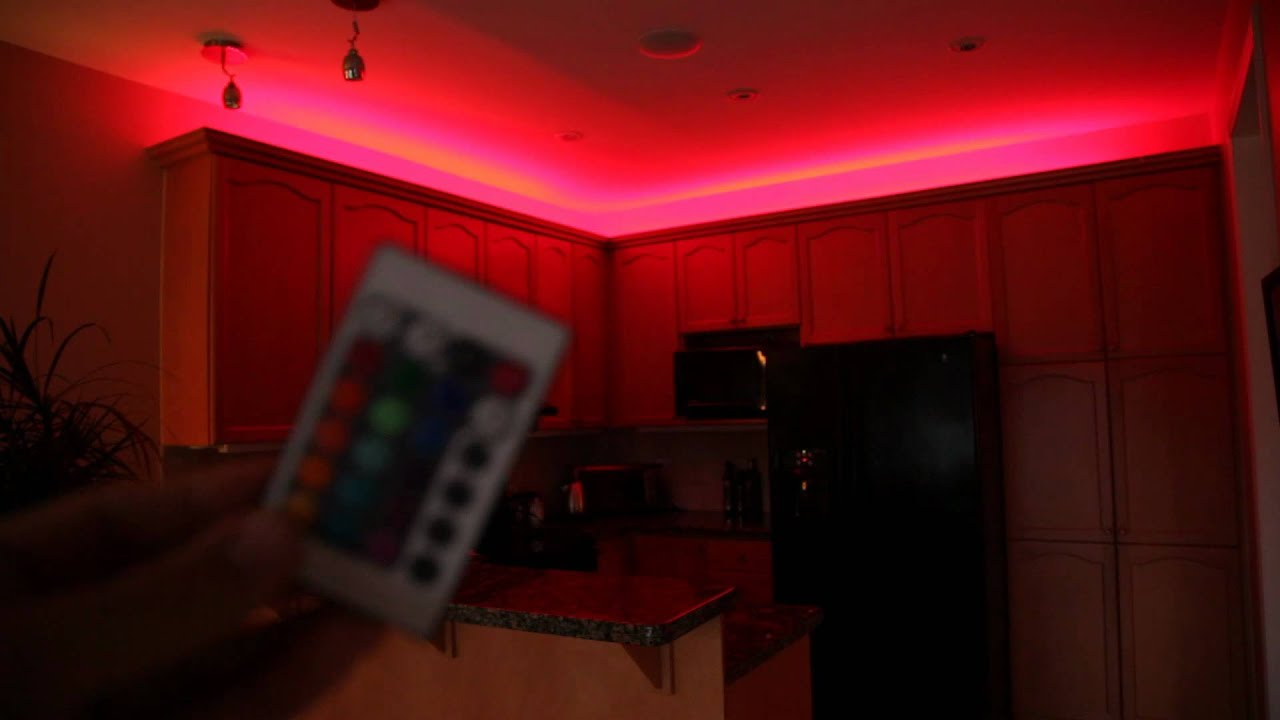 Rgb Led Strip Youtube