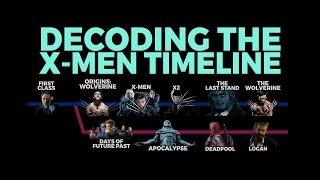 The X-Men Timelines Explained!