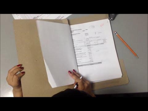 Organización de los documentos