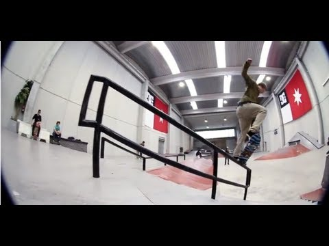 DC SHOES: THE DC EMBASSY - WES KREMER