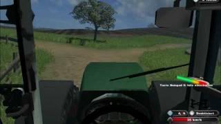 Landwirtschafts, Simulator, 2011, Ackern, und, Gülle, Fahren, mit, Fendt, ls11, ls, 11, rekordia, güllefass, lemken, pflug