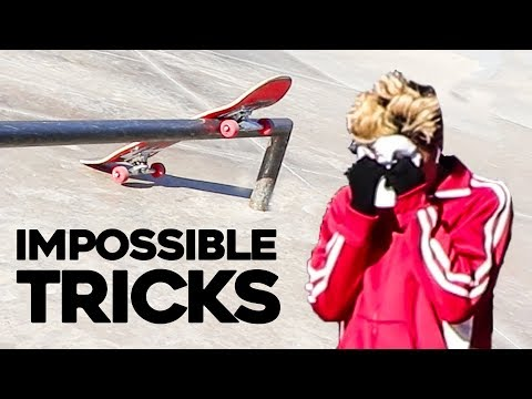 These tricks are IMPOSSIBLE for Certain Skaters!!