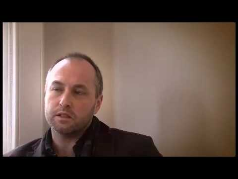 LET THE GREAT WORLD SPIN by Colum McCann (book trailer)