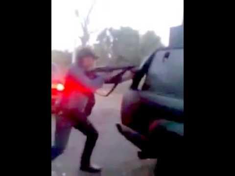 Nueva Balacera en Reynosa Tamaulipas grabada por Sicarios | COMPARTE
