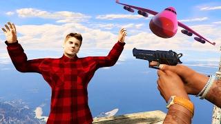 GTA 5 Brutal Kill Compilation #100 (GTA V Funny Moments Fail Thug life)