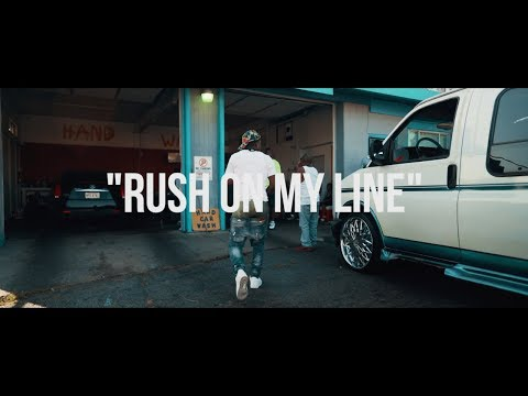 Richie Rush Rob - Rush On My Line [Official Music Video] (Dir. by Osama Kid Productions)