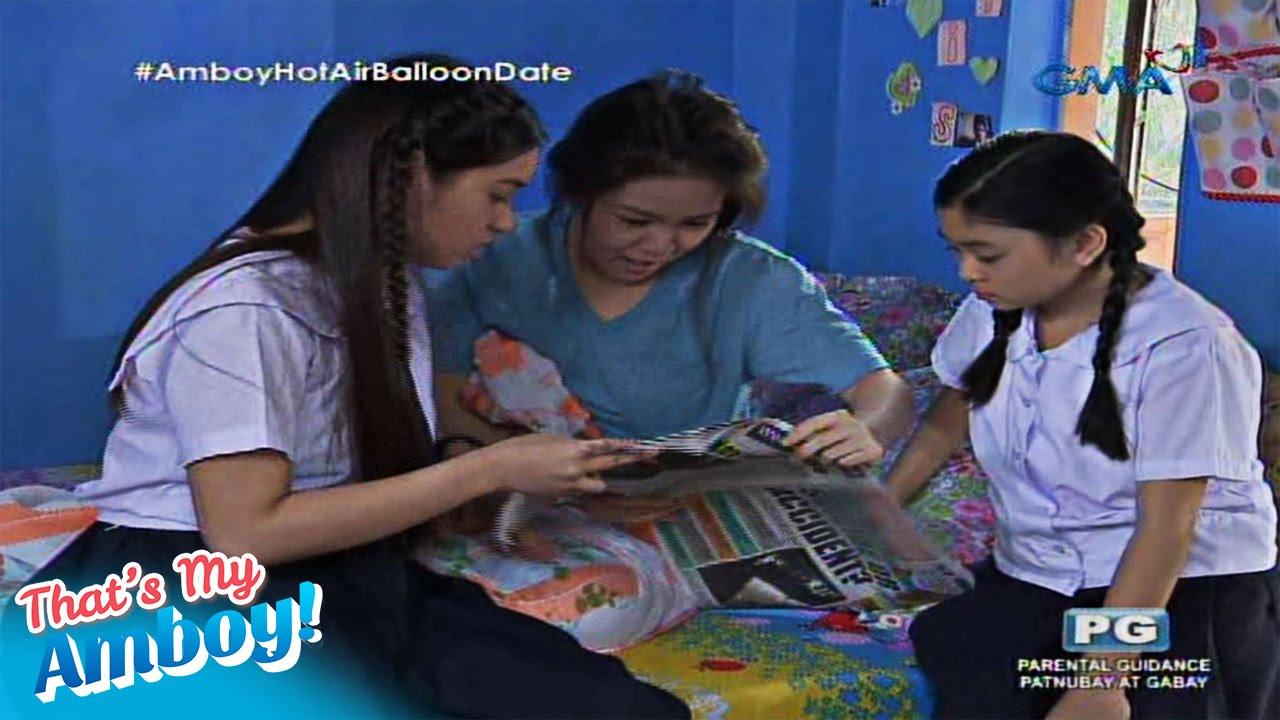 That's My Amboy: May scandal si Maru?