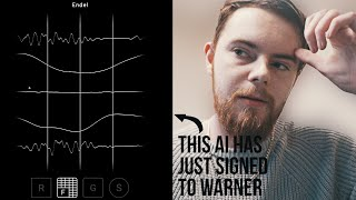 Warner Music Group Just Signed This A.I.