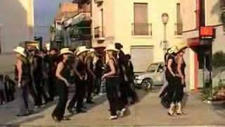 """Line Dance """"Hoochie Coochie"""""""