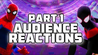 Download Song {Part 1/4} Spider-Man: Into The Spider Verse {SPOILERS}: Audience Reactions   December 8, 2018 Free StafaMp3