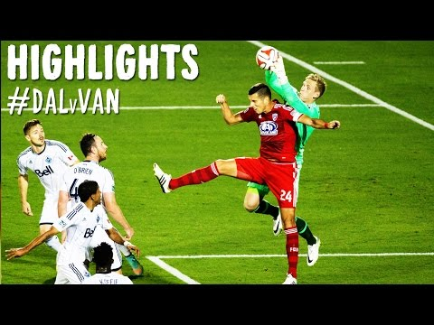 HIGHLIGHTS: FC Dallas vs. Vancouver Whitecaps | October 29, 2014