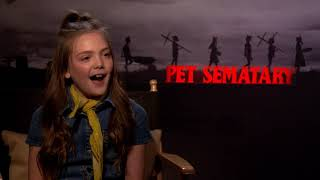 Jete Laurence Interview: Pet Sematary