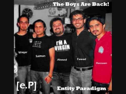 Entity Paradigm - Fitrat