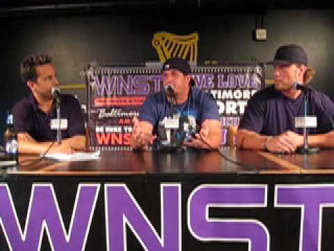 Ravens' Paul Kruger & Jason Phillips talk rookie life with Nestor Video